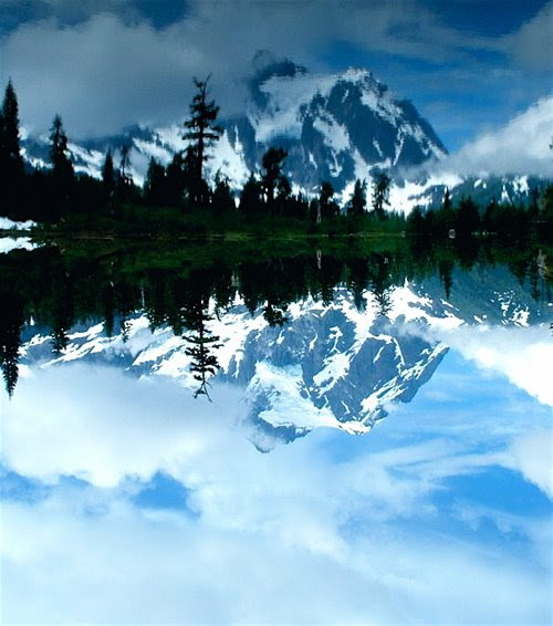 Destination, MT Shuksan