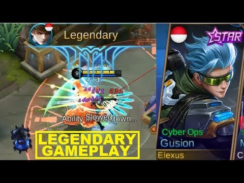 48 Koleksi Download Gambar Mobile Legends Gusion Terbaru