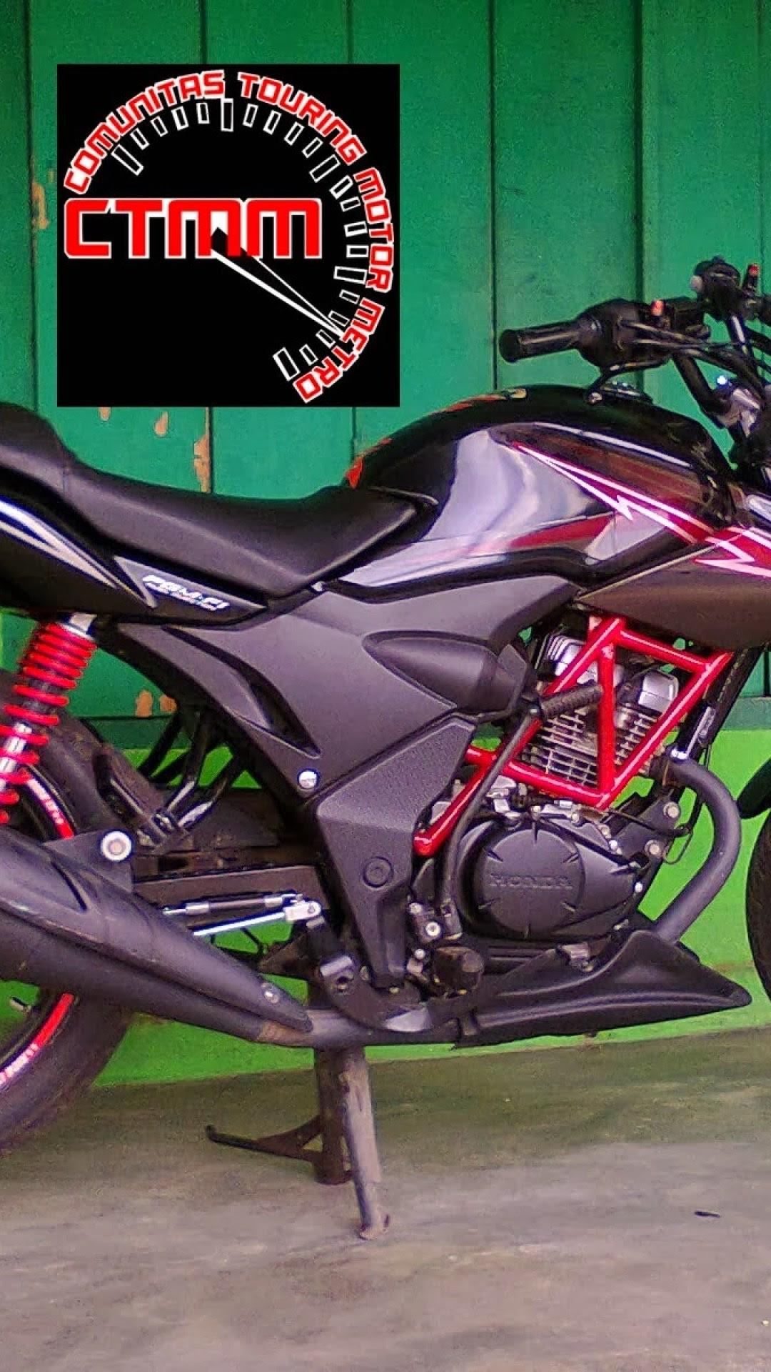 Gambar Modifikasi Honda Verza 150 Cw Terbaru Pecinta Modifikasi