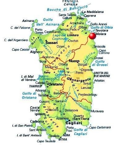 Cartina Stradale Sardegna Nord.Proprieta Familiare Cartina Sardegna Dettagliata