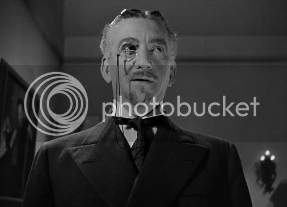 John Litel as Dr Flegg