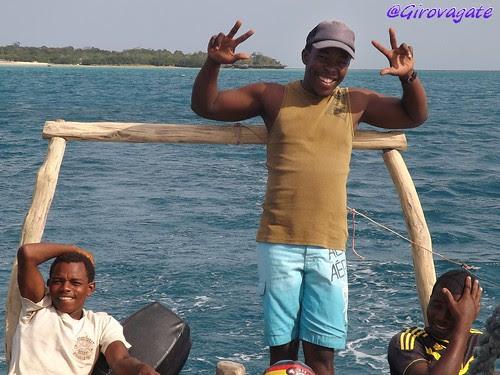 Zanzibar, Laguna Blu
