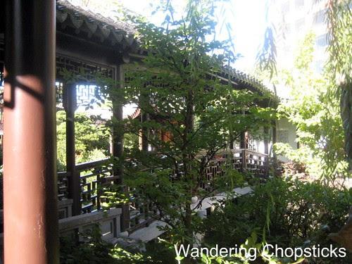 Day 4.12 Lan Su Chinese Garden (Portland Classical Chinese Garden) - Portland - Oregon 7