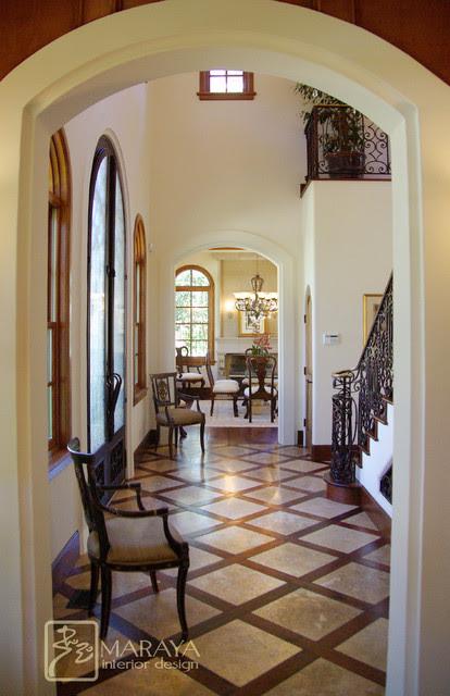 Planning & Ideas : Entrance Hall Kelly Wearstler Interior ...