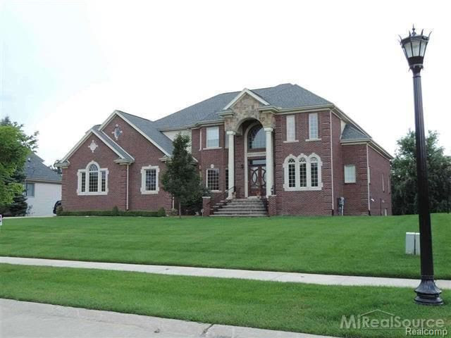 54204 Queensborough Dr, Shelby Township, MI 48315  Home For Sale and Real Estate Listing