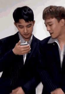 exo kyungsoo gifs tenor