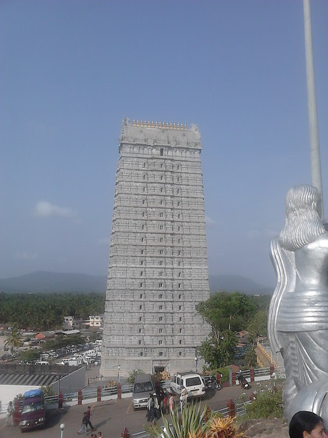 Gopuram at Murdeshwar