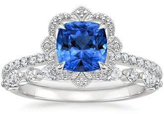 sapphire wedding rings  handy guide   buy