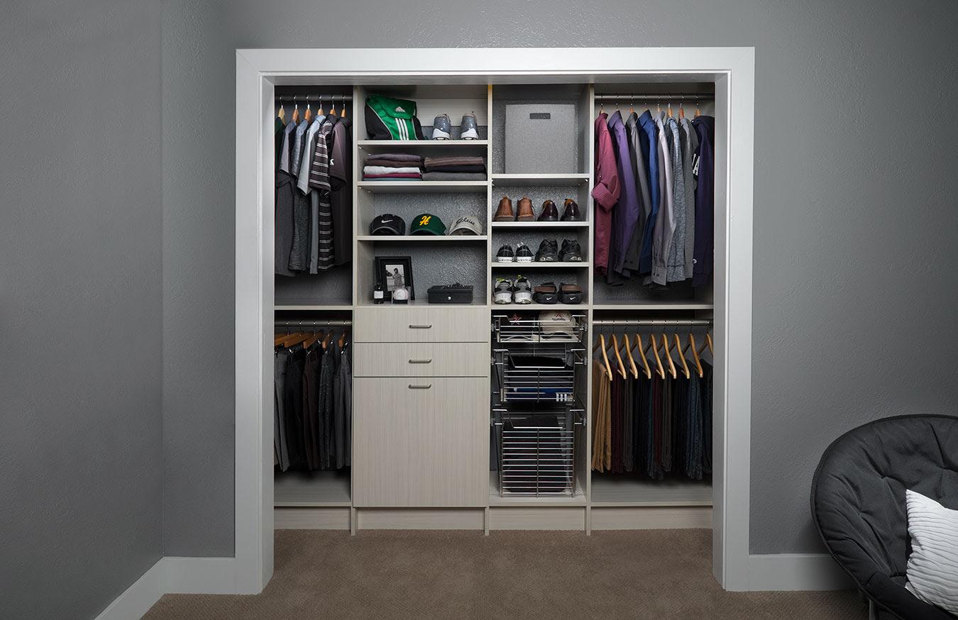 How To Prepare For A Custom Closet Installation
