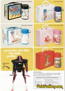 1980 aladin lunch box catalog
