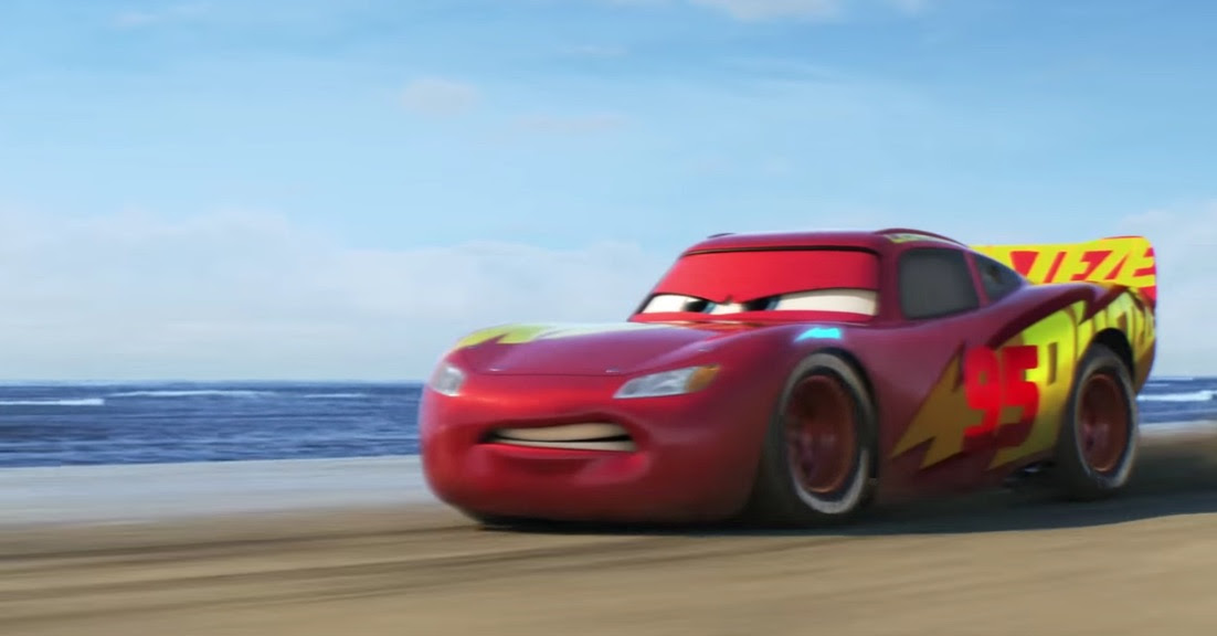 Latest 'Cars 3' trailer shows Lightning McQueen's ...