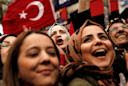 Turks vote in local elections which could see Erdogan lose in big cities