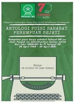 Launching Antologi Sahabat Perempuan Sejati (bareng Fatayat NU Jawa Tengah)