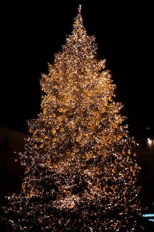 christmas tree appliques