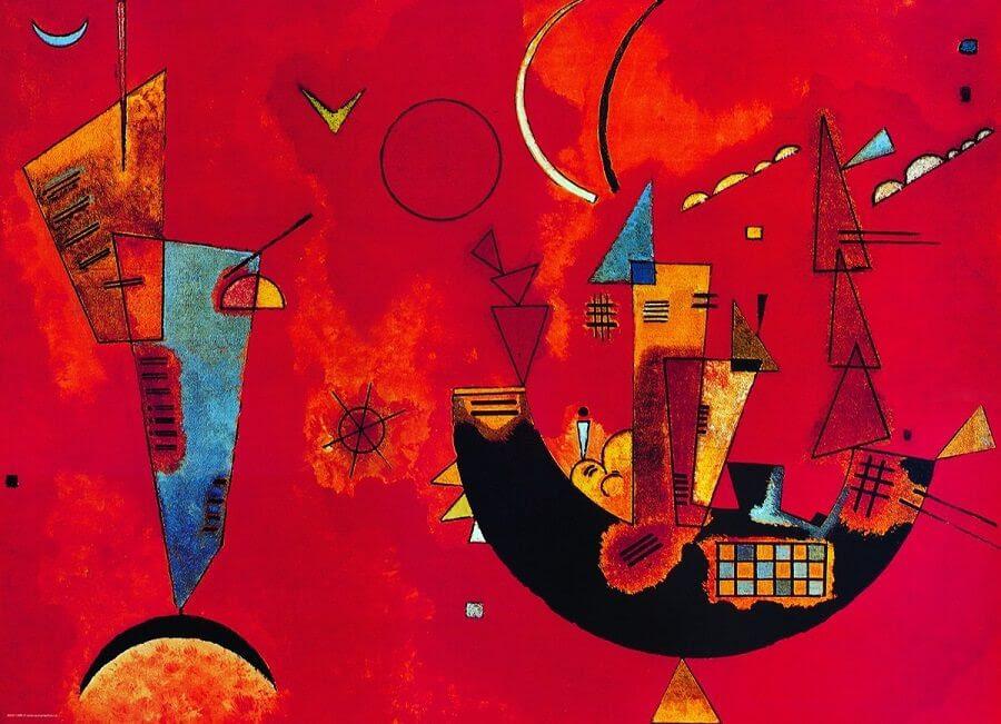 Resultado de imagen de imagenes de kandinsky