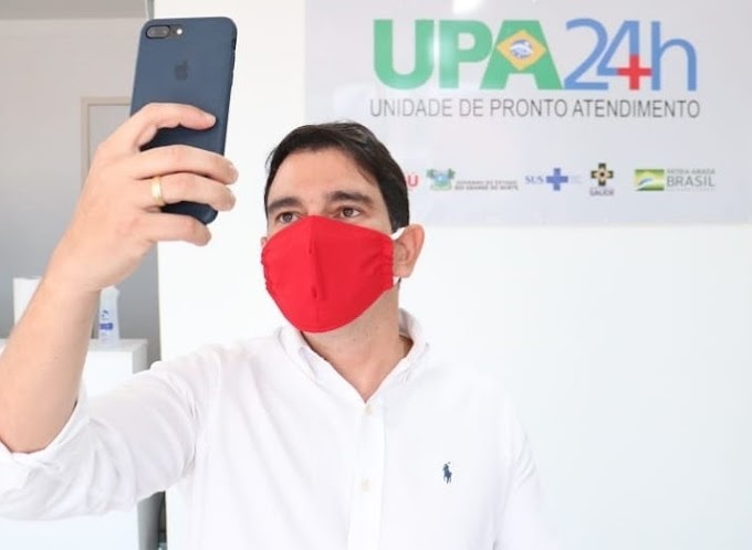 Justiça Eleitoral proíbe que cidade potiguar distribua máscaras nas cores do partido do prefeito