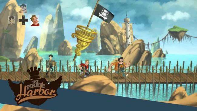 Pirateharbor Screen