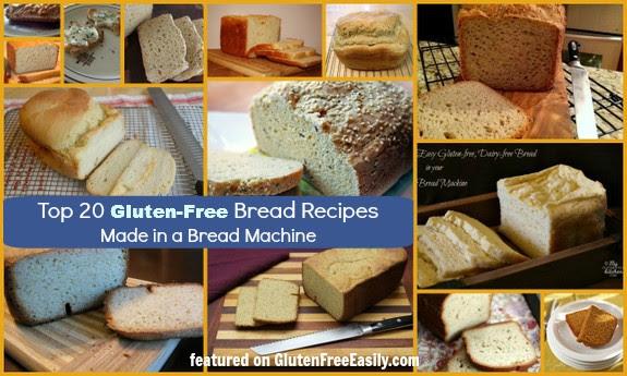 Best GF Bread Machine Recipes
