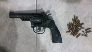 armas allanamiento Lanus 4ta 2