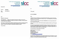 SLCC deny involvement with ICAS in FOI response