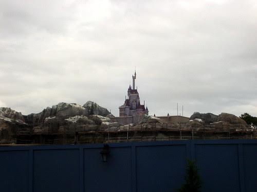 The New Belle Castle