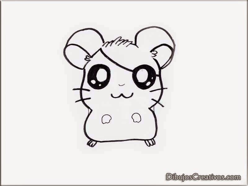 Dibujos Kawaii De Animales Para Colorear