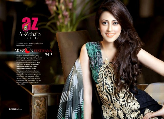 Womens-Girls-New-Summer-Eid-Suits-Collection-2013-by-Al-Zohaib-Textile-2
