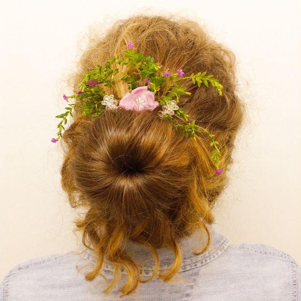 Lust Auf Haare Hochsteckfrisur Für Kurze Haare Genstrcom