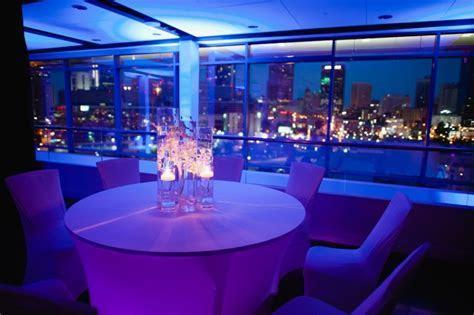 Modern Atlanta Wedding Venue: Ventanas has an amazing view