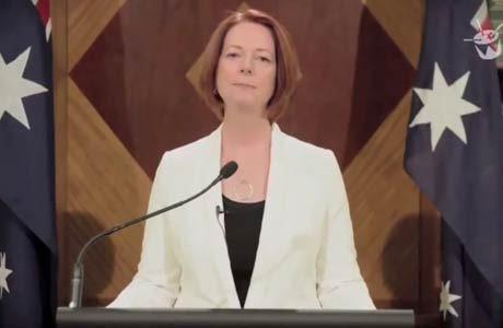O fim do mundo está chegando, diz primeira-ministra da Austrália em vídeo