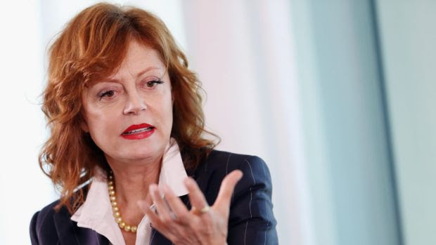 Susan Sarandon has slammed Woody Allen at the Cannes Film Festival where allegations of sexual assault have been renewed ...