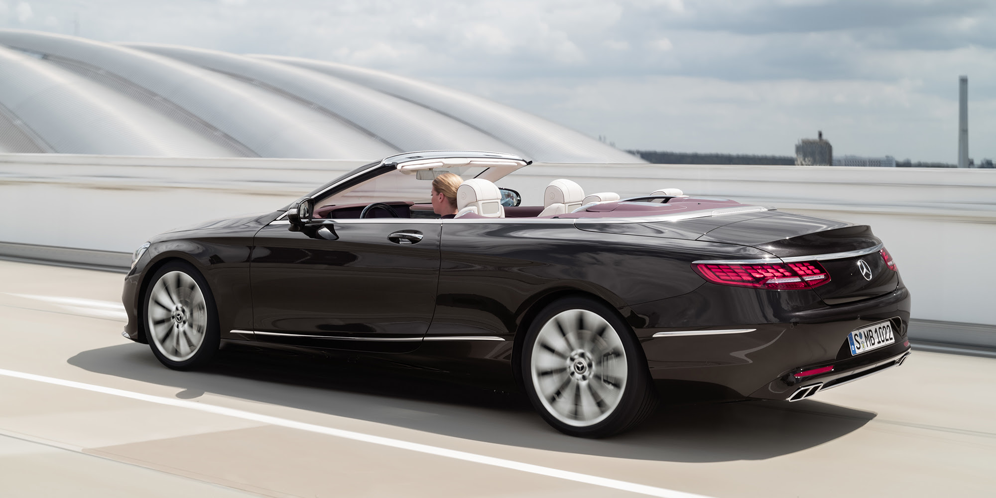 2018 Mercedes-Benz S-Class Coupe, Cabriolet revealed: Here ...