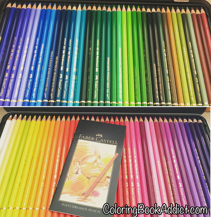 Best Colored Pencils Adult Coloring Supplies For Coloring Book Addicts