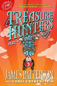 Peril at the Top of the World by James Patterson and Chris Grabenstein