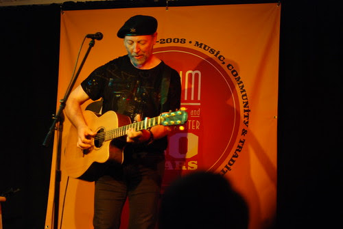 Richard Thompson @ Club Passim - 19 Oct '08