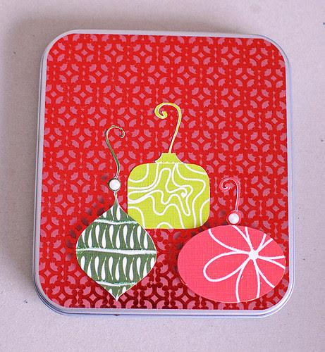 Theme - Christmas CD box (1 of 2)