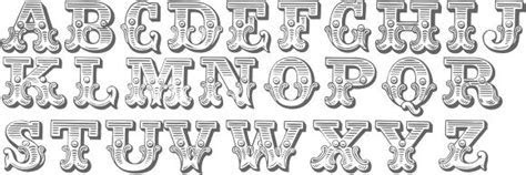 MyFonts: Circus fonts   Oh Magnificent Letter!   Pinterest