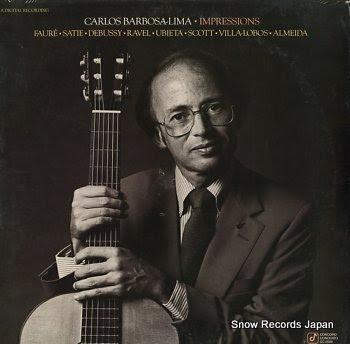 BARBOSA-LIMA, CARLOS impressions