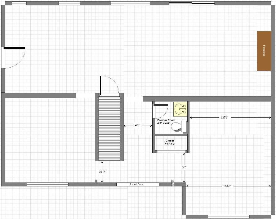 Does peninsula seating make sense in our kitchen? Layout help ...
