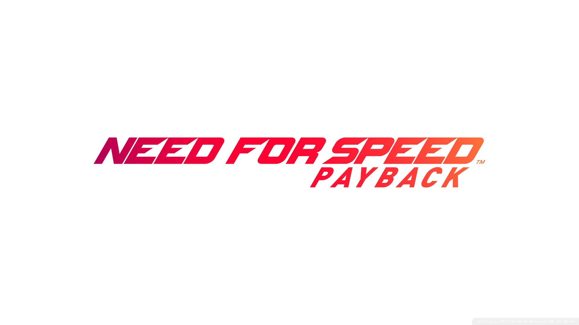 Need For Speed Payback Logo Ultra Hd Desktop Background Wallpaper