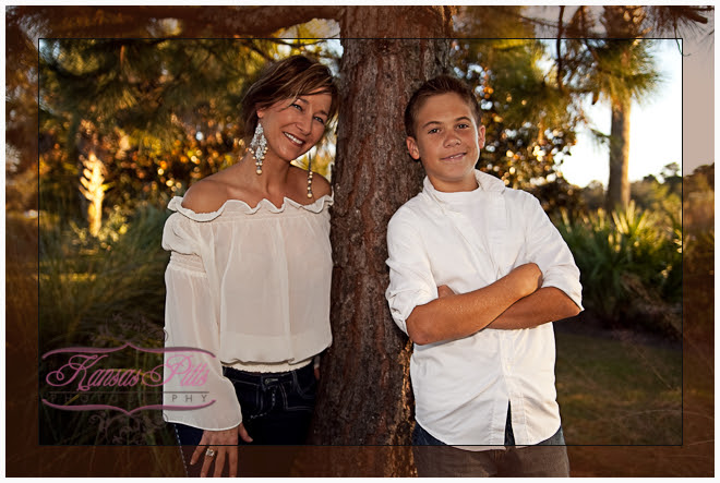 Mother Son Portrait Session In Santa Rosa Beach Kansas Studios