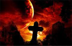 """""""Sfârşitul Lumii""""! Luna însângerată din Vinerea Mare prevesteşte a doua venire a lui Mesia?"""