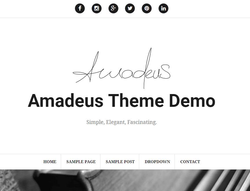 amadeus-theme