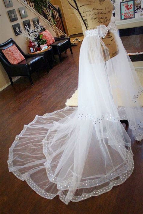 Hem Detachable Train / Bridal Skirt / Horsehair Tulle