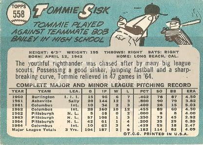 #558 Tommie Sisk (back)