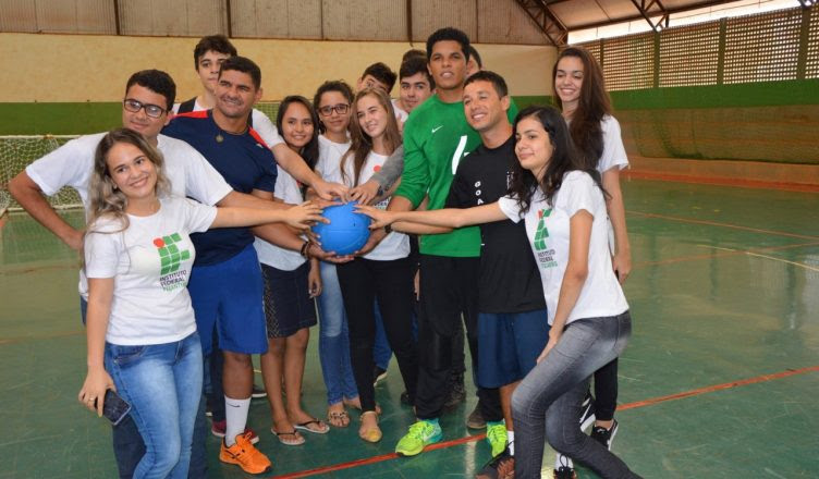 Resultado de imagem para Instituto Federal do Tocantins recebe curso de Goalball em parceria com a CBDV