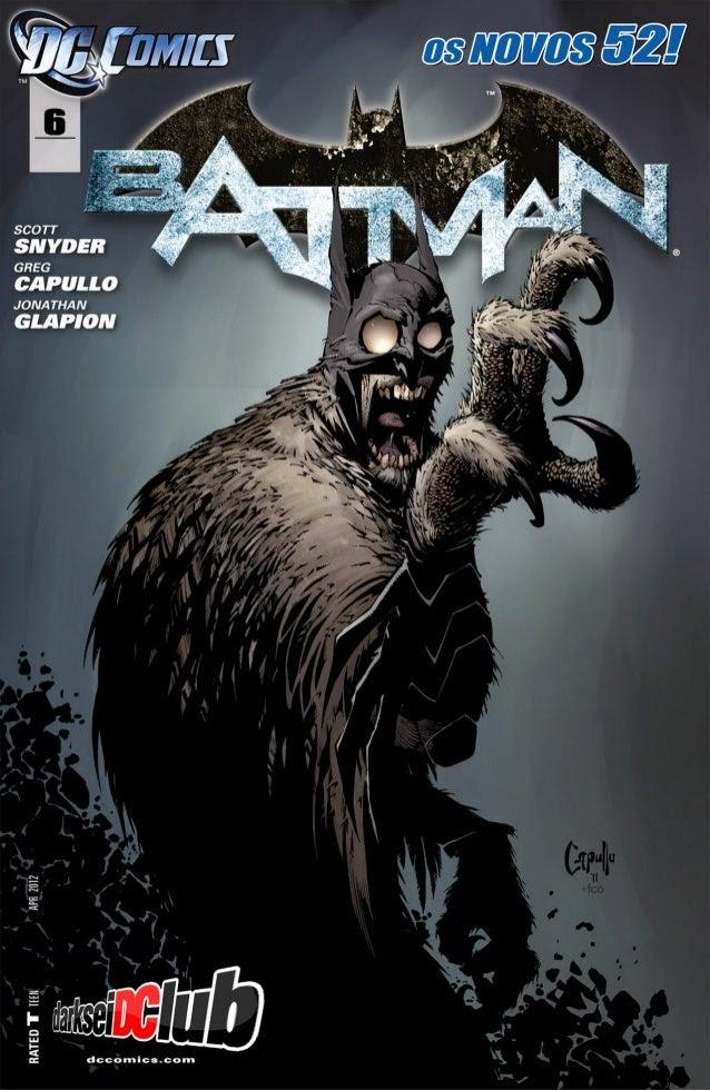 Resultado de imagem para BATMAN # 06