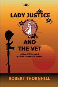 Lady Justice and the Vet by Robert Thornhill