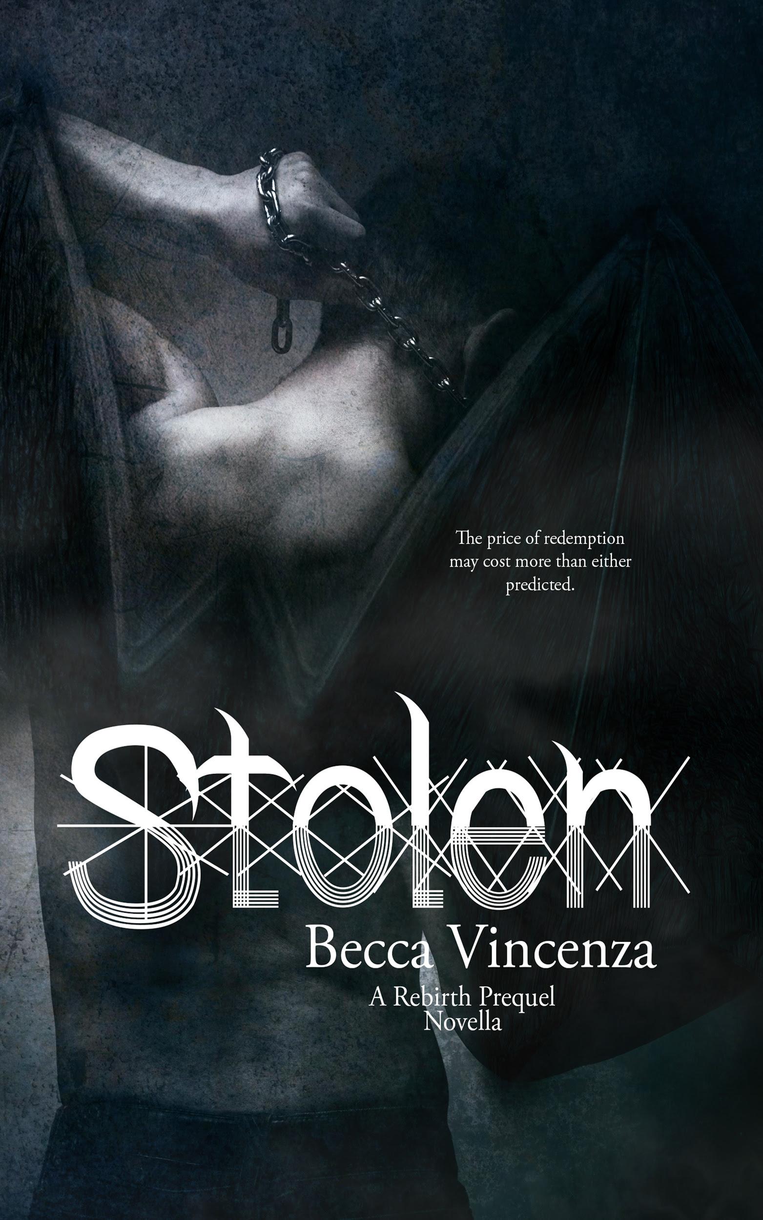Stolen - Amazon Front Cover