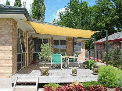 Cover Your Outdoor Space With Shade Sails | The Garden Glove